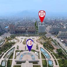 悦府·金街区位图