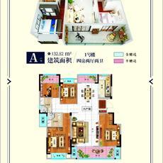 悦府·金街户型图